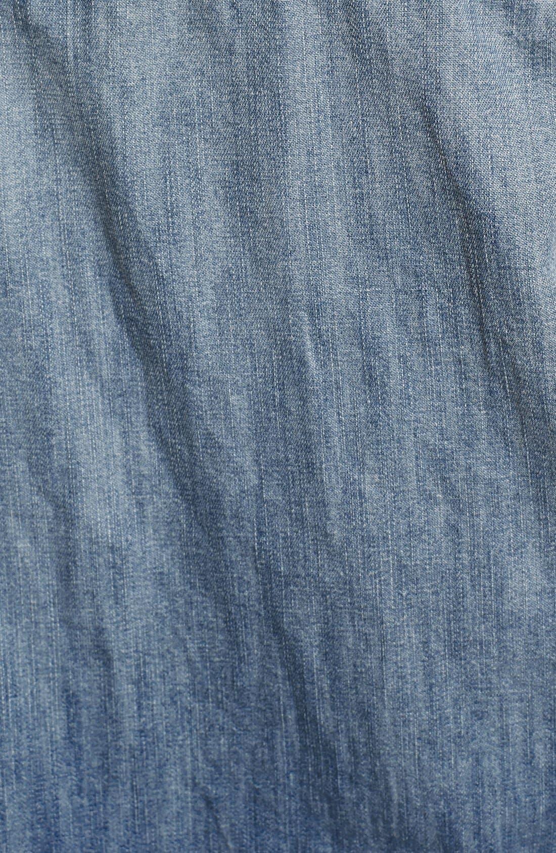 Alternate Image 3  - Current/Elliott 'The Perfect Shirt' Denim Shirt