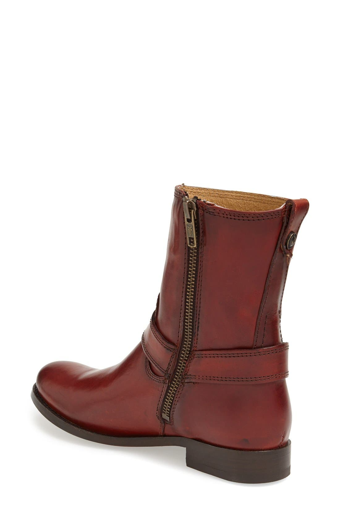 Alternate Image 2  - Frye 'Melissa' Harness Boot (Women)