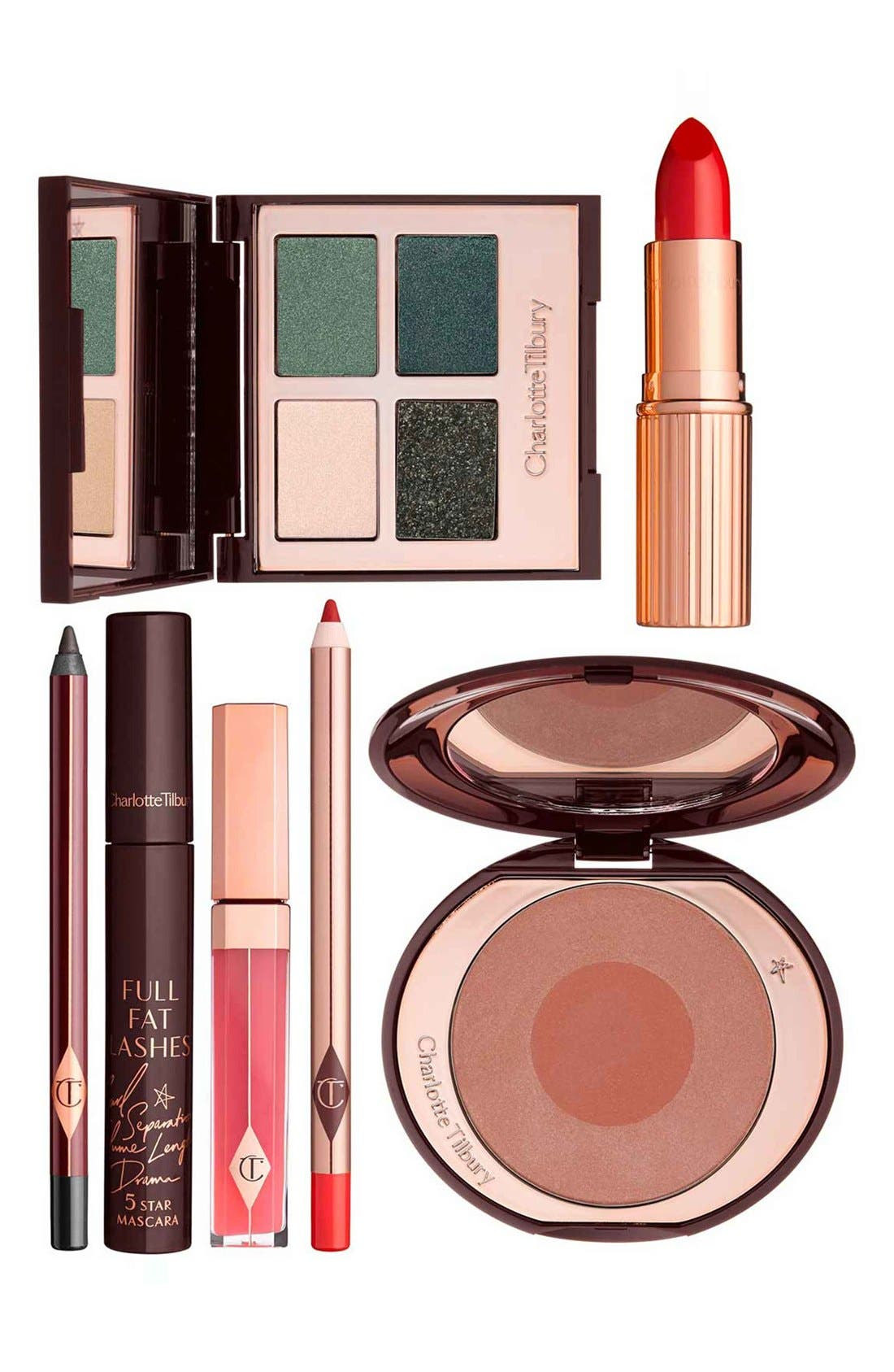 Charlotte Tilbury 'The Rebel' Set ($243 Value)