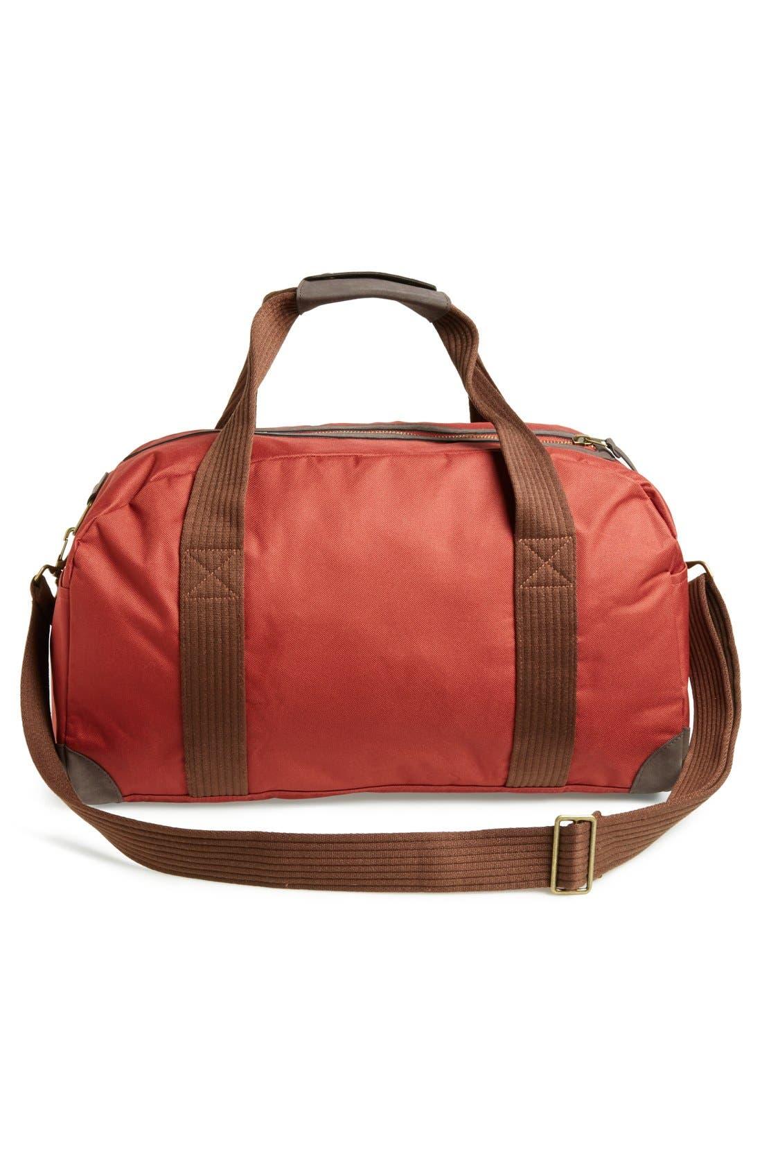 Alternate Image 4  - Brixton 'Vagrant' Duffel Bag