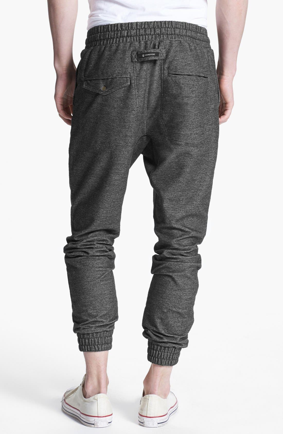 Alternate Image 2  - ZANEROBE 'Slapshot' Slim Tapered Leg Jogger Pants