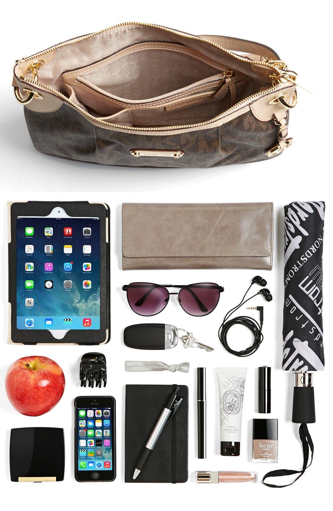 Alternate Image 5  - MICHAEL Michael Kors 'Jet Set - Large' Shoulder Bag
