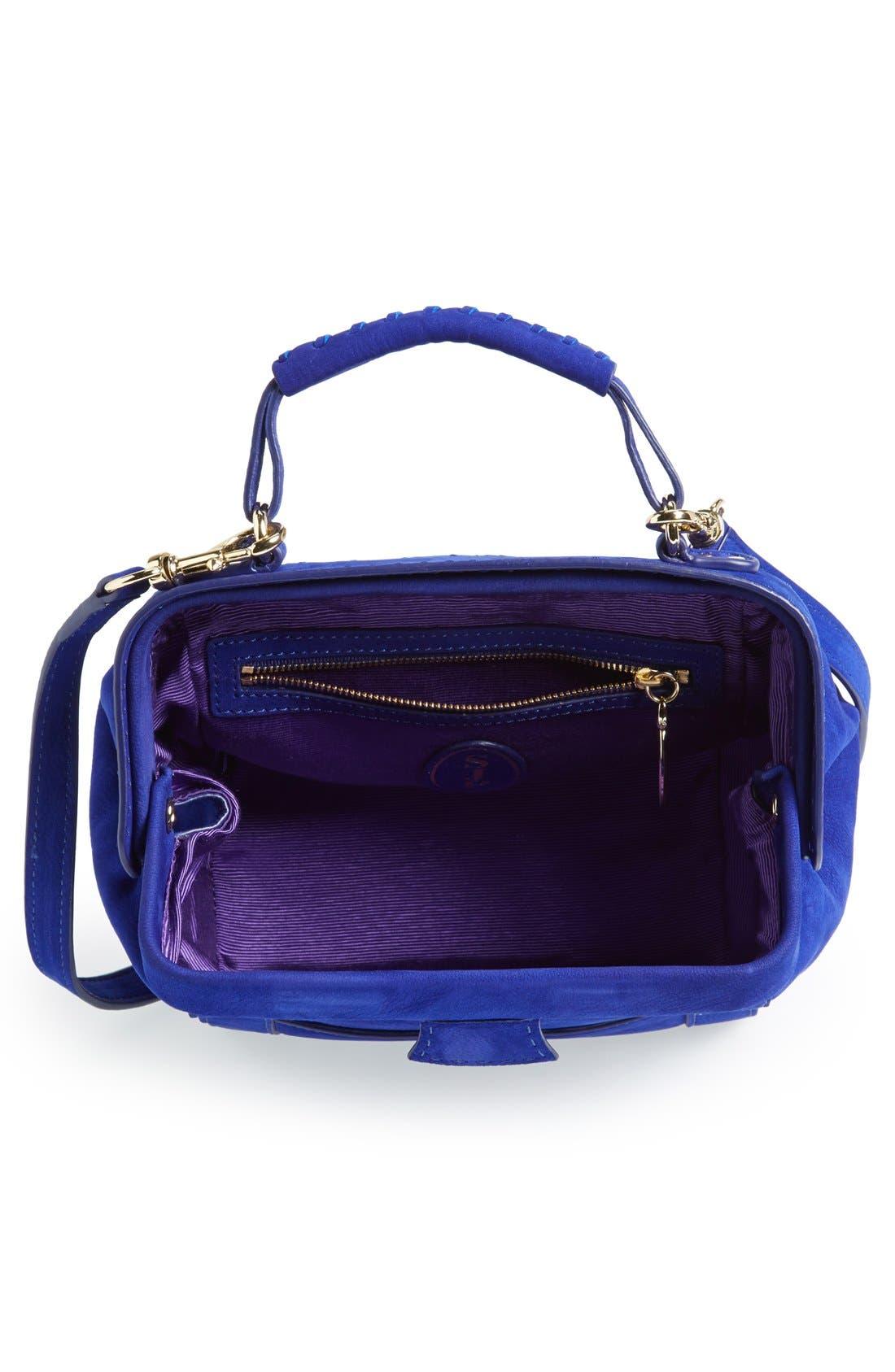 Alternate Image 3  - SJP 'Waverly' Suede Crossbody Bag