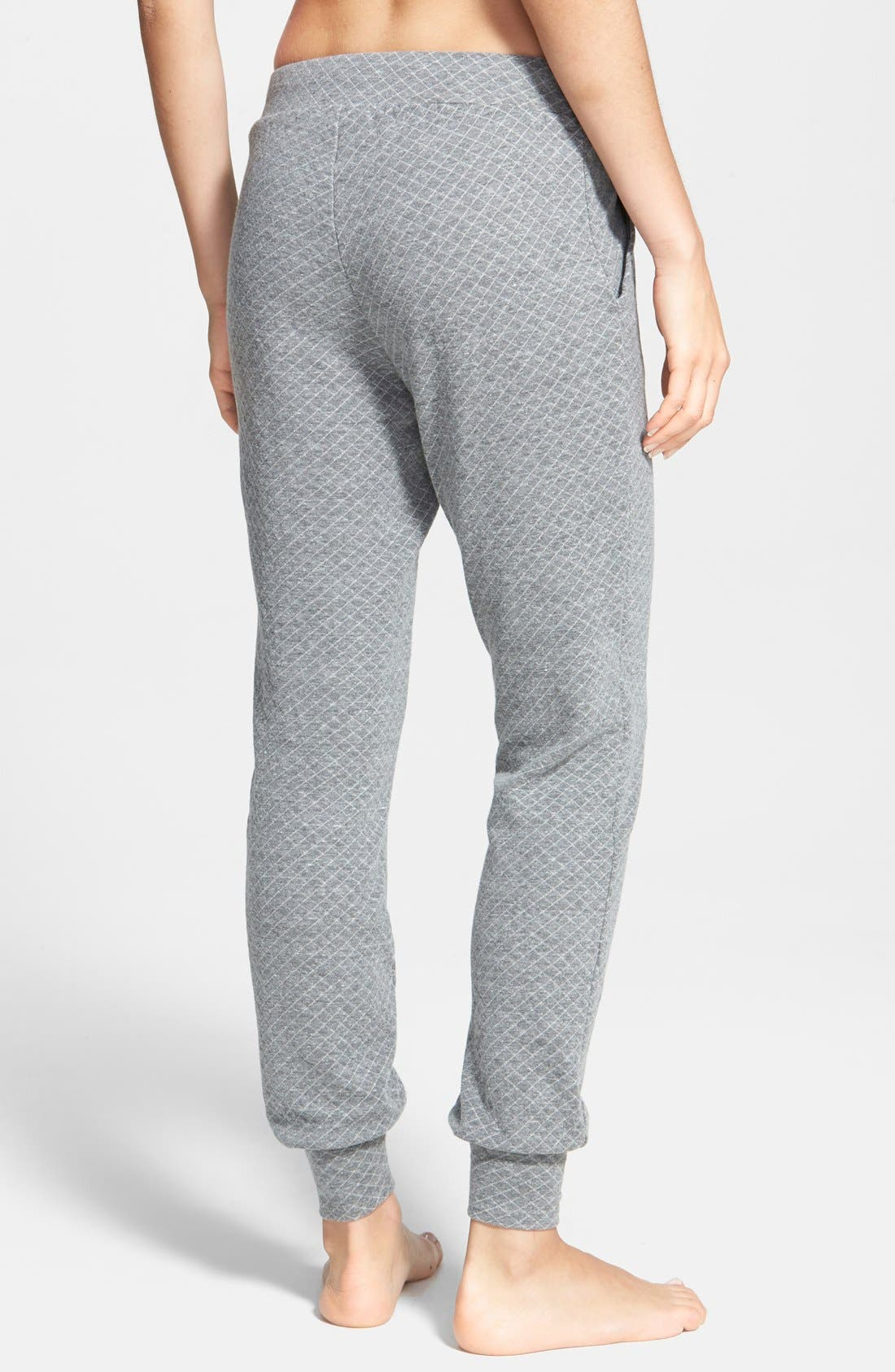 Alternate Image 2  - Beyond Yoga Quilted Sweatpants
