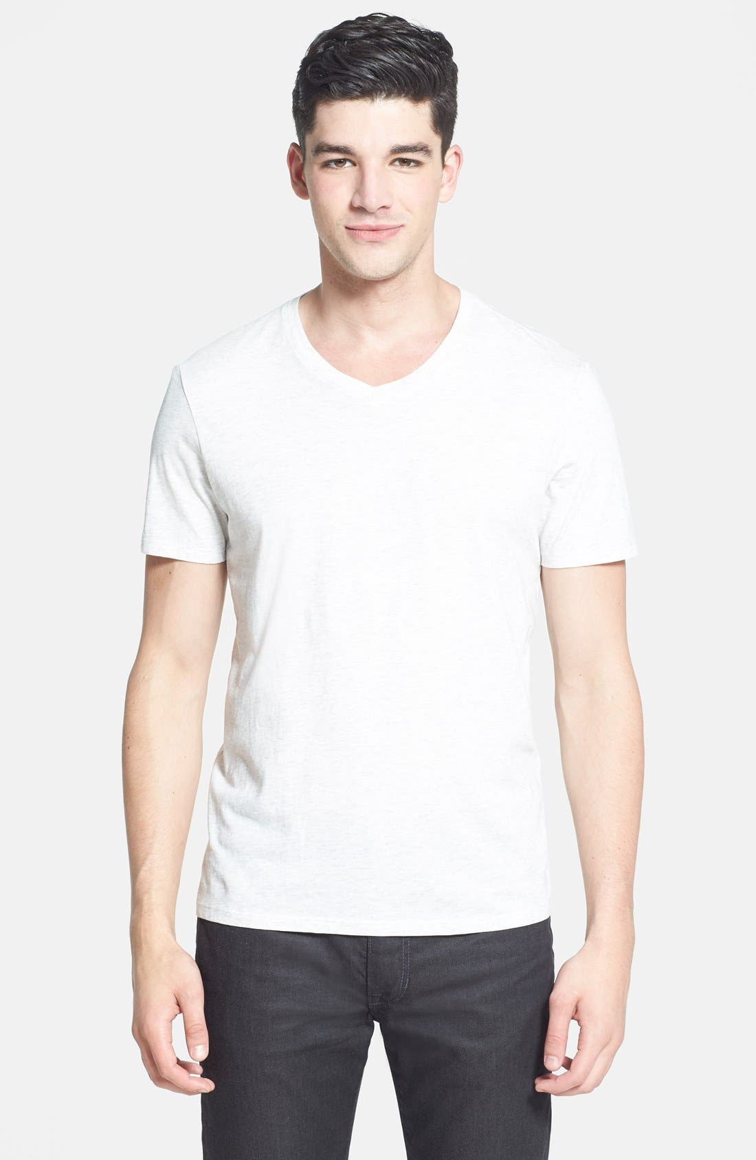Alternate Image 1 Selected - Vince V-Neck T-Shirt