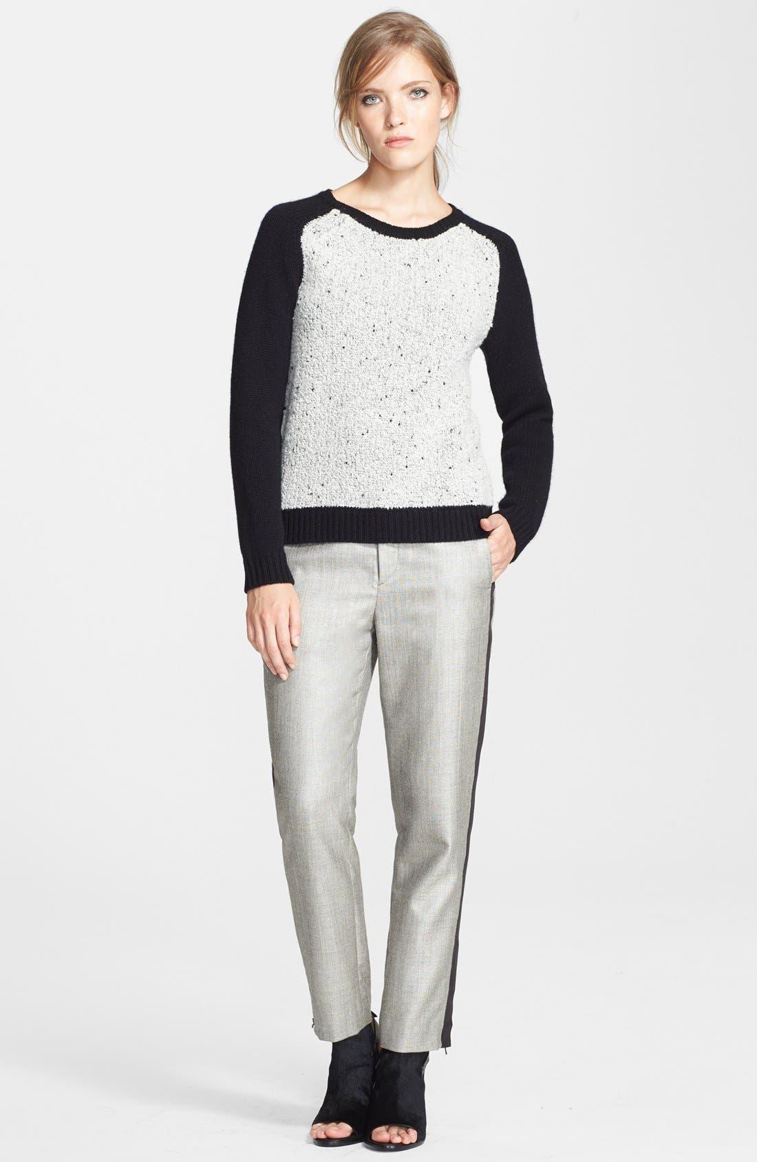 Alternate Image 3  - rag & bone 'Portia' Pullover