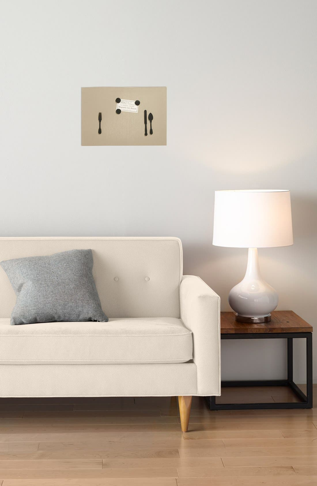 Alternate Image 2  - Petal Lane 'Silverware' Magnet Board, Medium