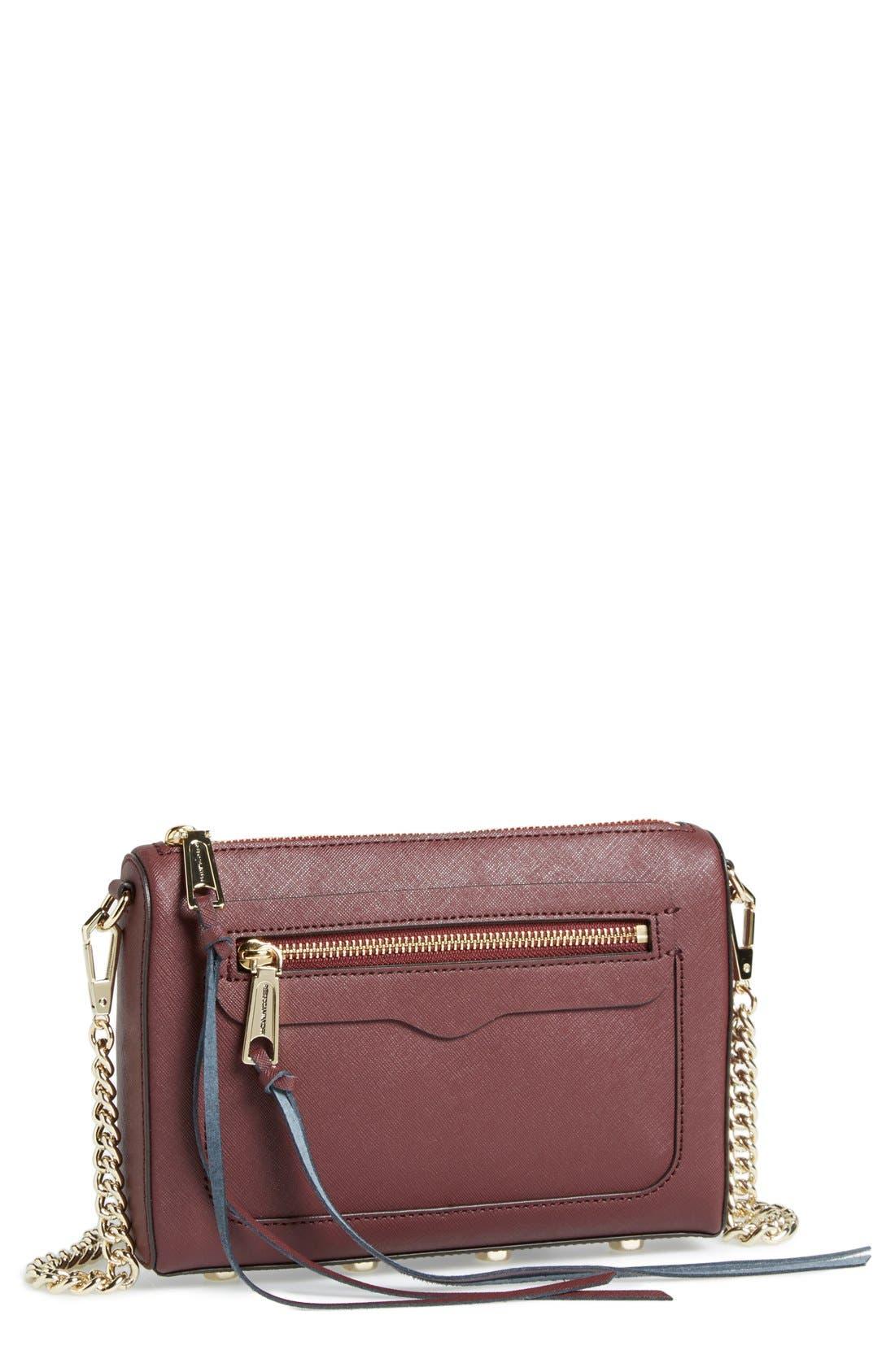Alternate Image 1 Selected - Rebecca Minkoff 'Avery' Convertible Crossbody Bag