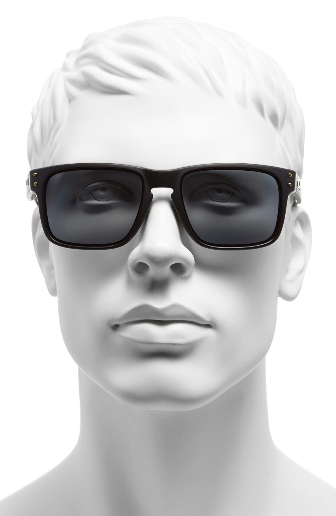 Alternate Image 2  - Oakley 'Shaun White - Holbrook' 55mm Polarized Sunglasses