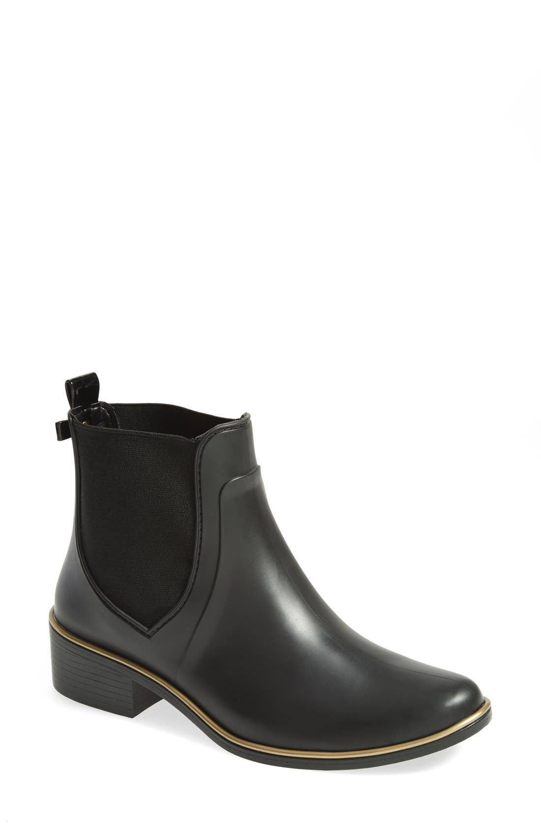 Alternate Image 1 Selected - kate spade new york 'sedgewick' rubber rain boot (Women)