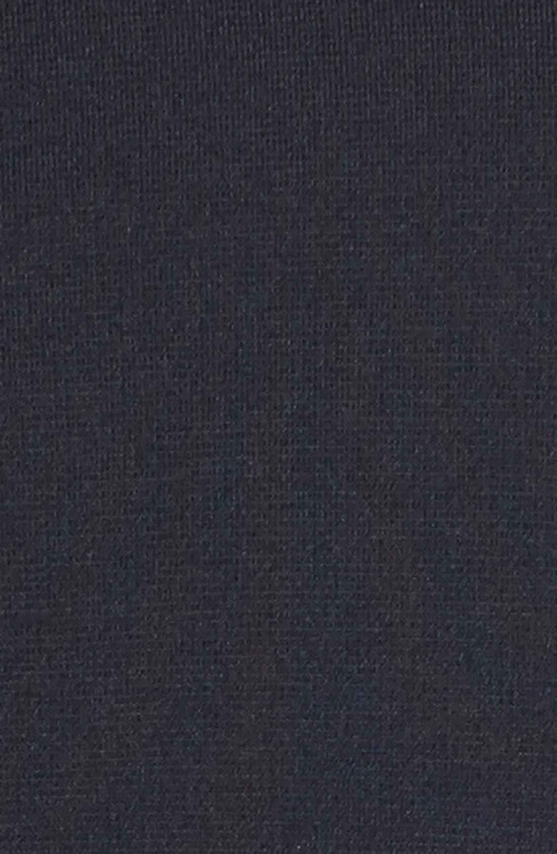 Alternate Image 4  - Gabby Skye Houndstooth Front Ponte Shift Dress