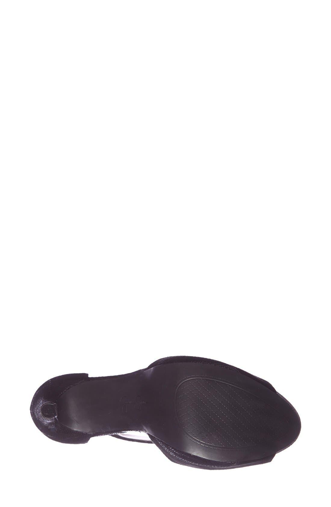 Alternate Image 4  - Jessica Simpson 'Carideo' Platform Sandal (Women)