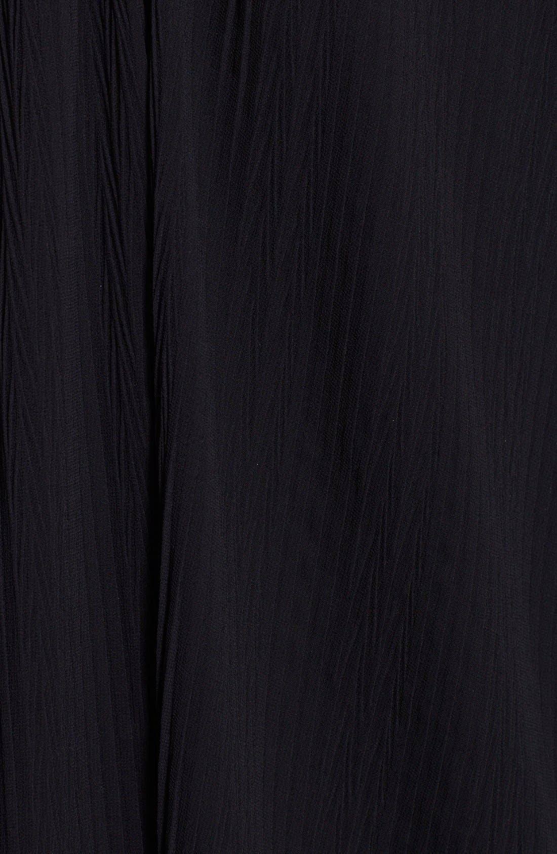 Alternate Image 3  - Alice + Olivia 'Bella' Strappy Back Maxi Dress