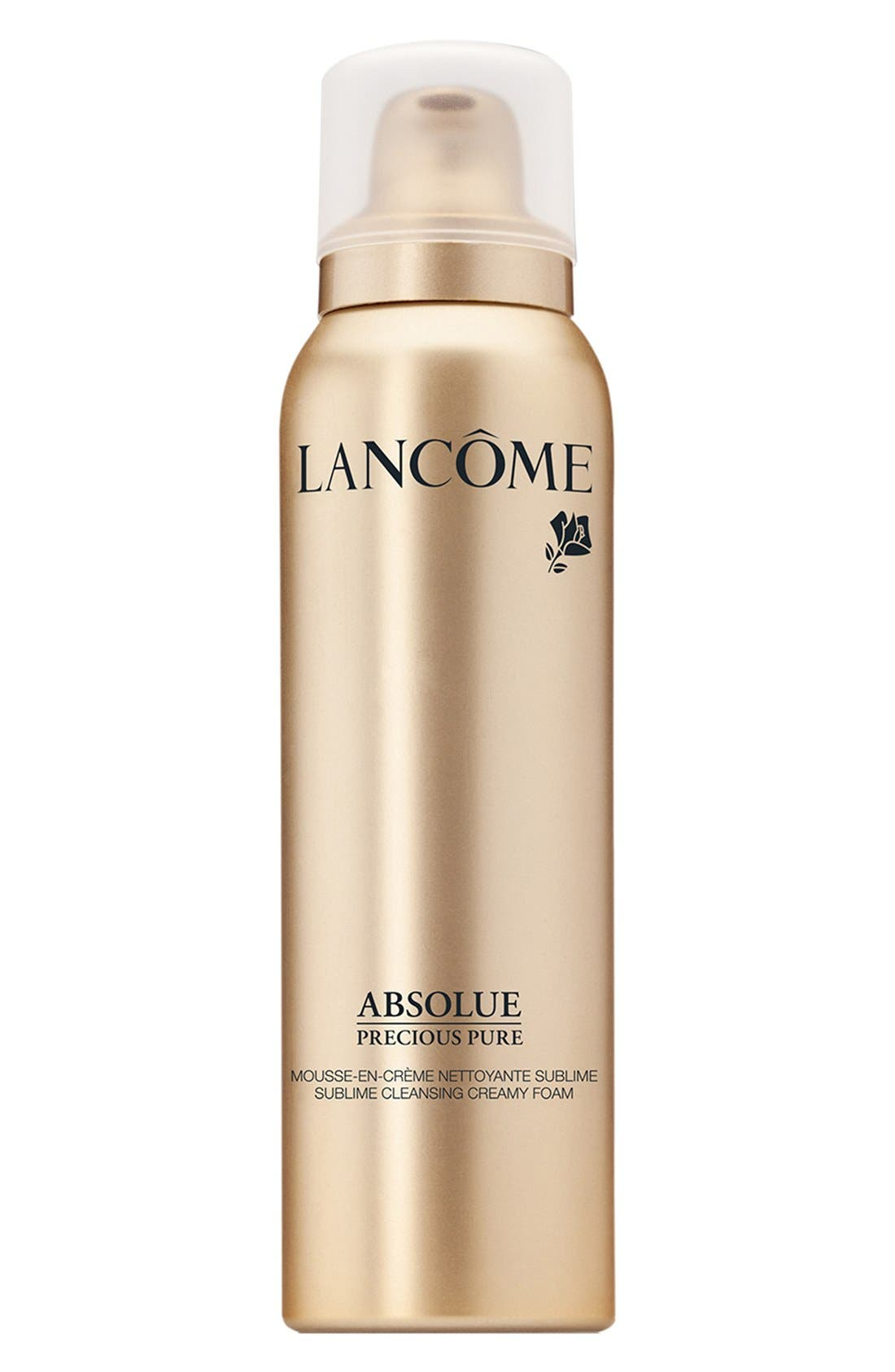 Lancôme Absolue Precious Pure Sublime Cleansing Creamy Foam