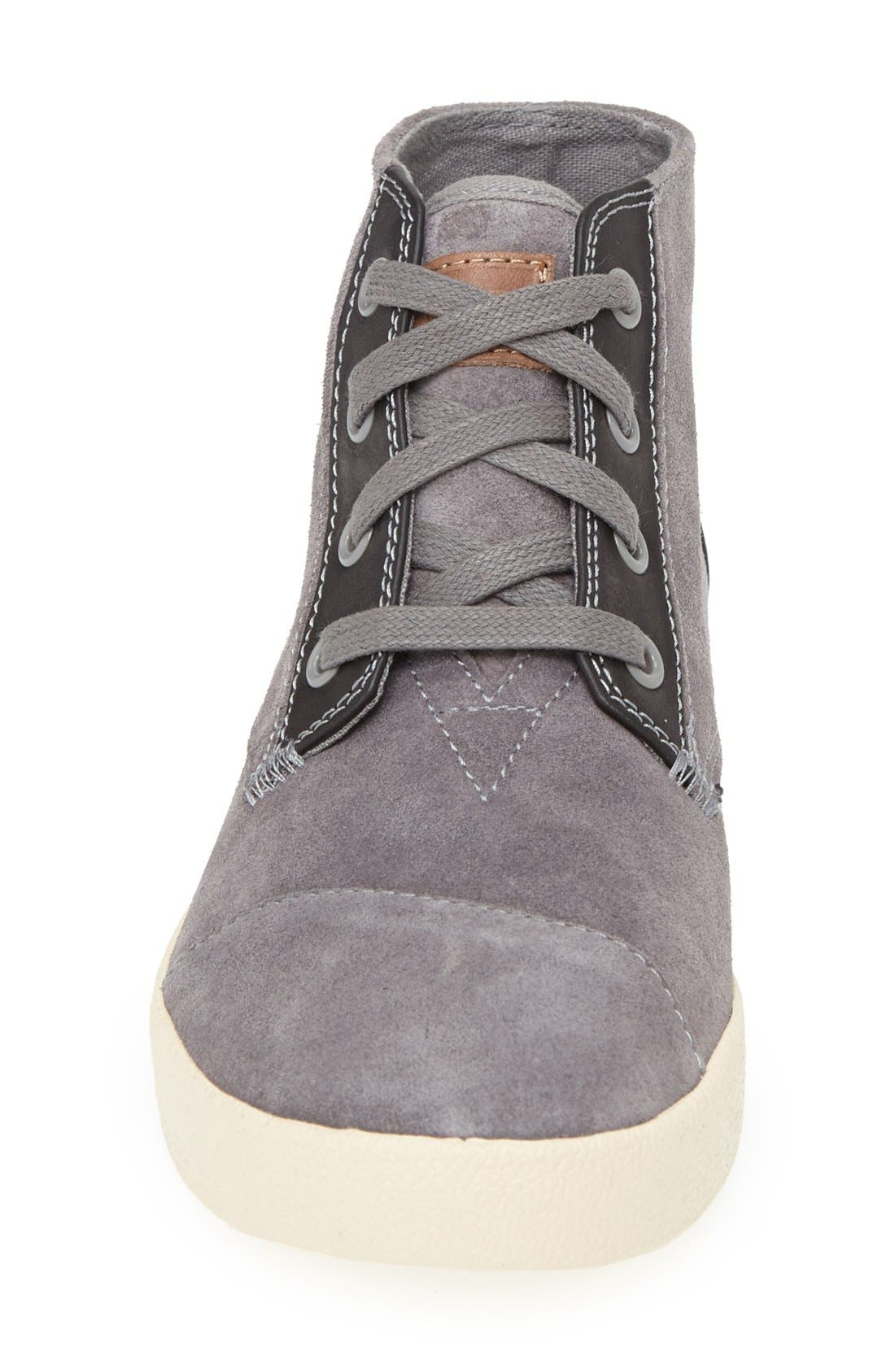 Alternate Image 3  - TOMS 'Paseo - High' Sneaker (Women)