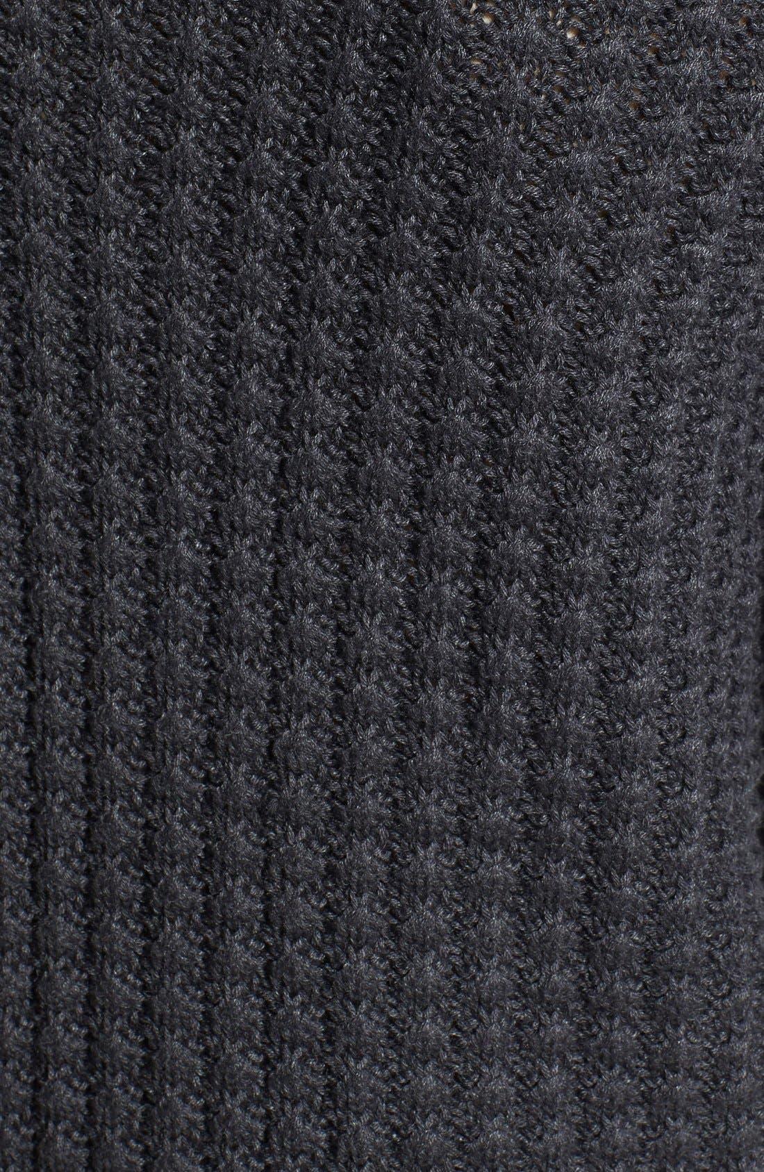 Alternate Image 3  - Treasure&Bond Sweater Dress