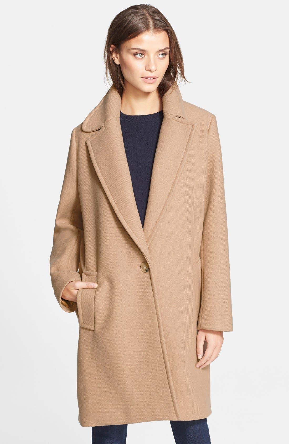 Main Image - Theory 'Razan' Coat