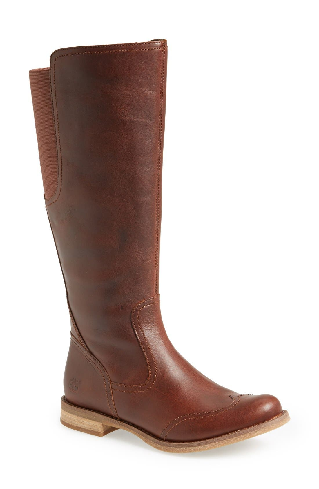 Alternate Image 1 Selected - Timberland Earthkeepers® 'Savin Hill' Tall Boot (Women)