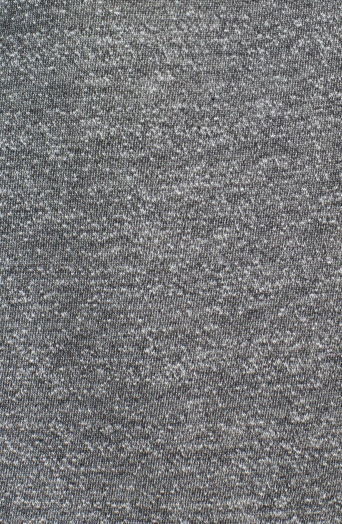 Alternate Image 3  - NYDJ Embroidered Lace Crewneck Sweatshirt