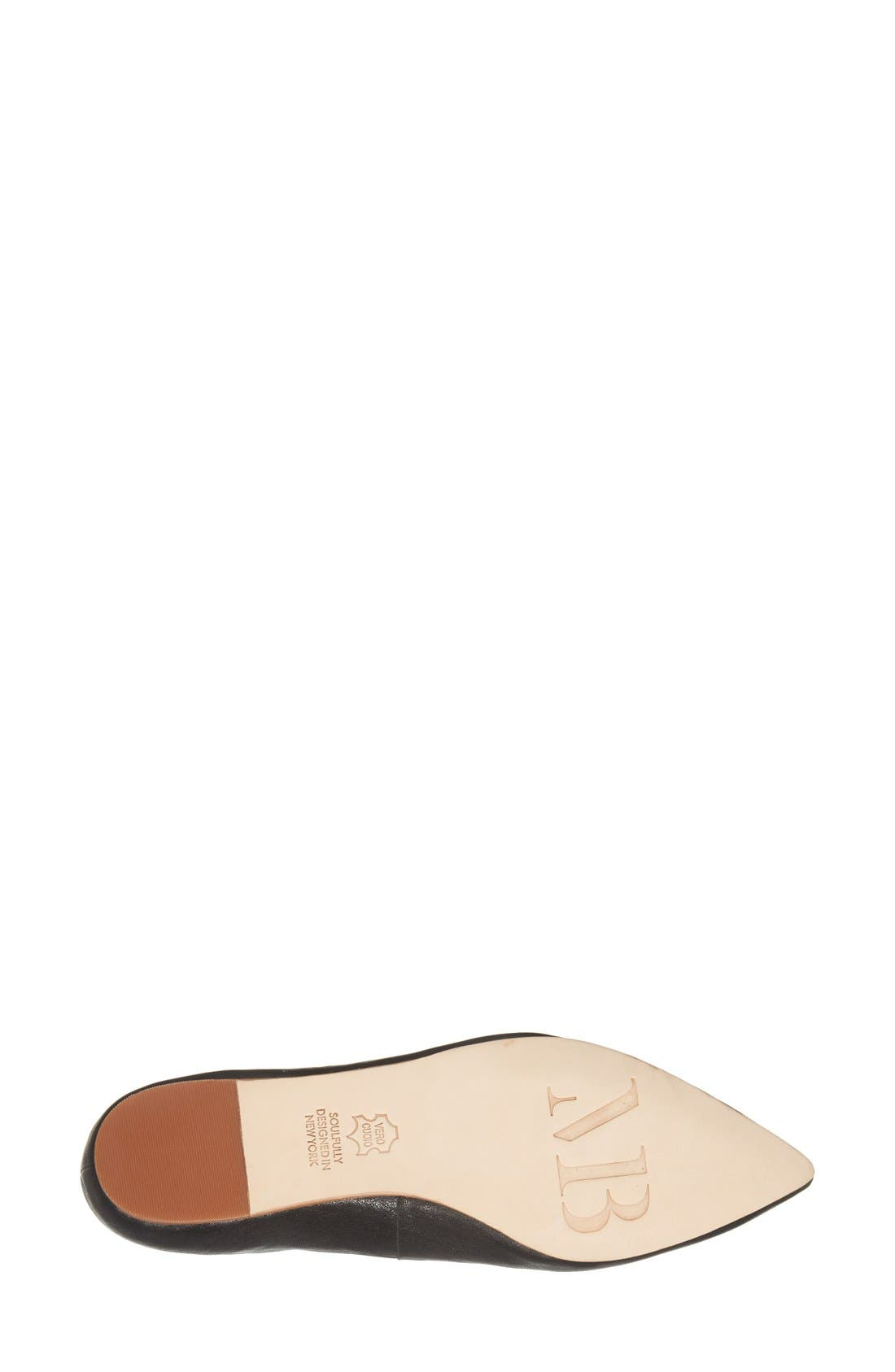 Alternate Image 4  - Matt Bernson 'Verona' Leather Loafer (Women)