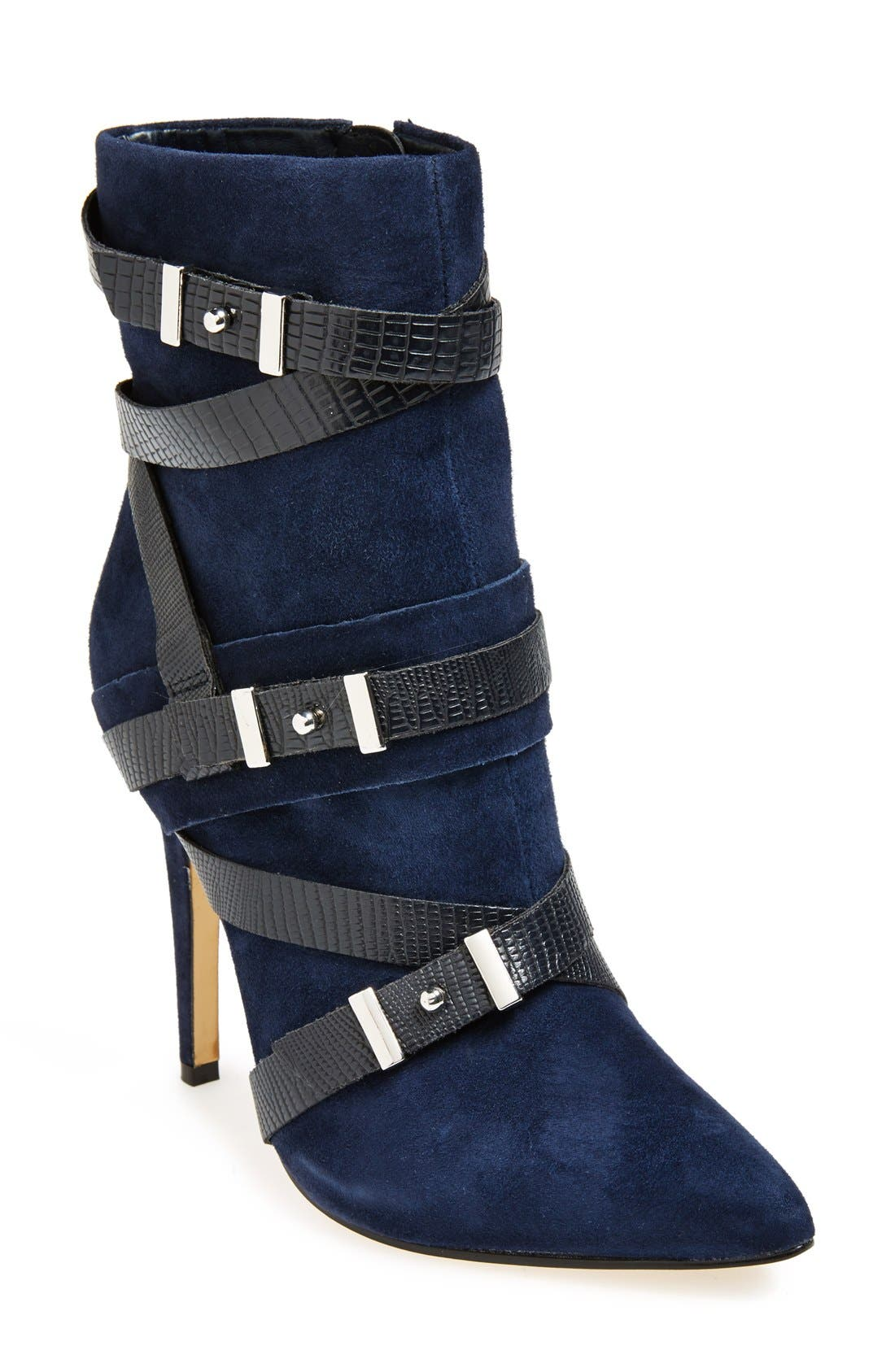 Alternate Image 1 Selected - GUESS 'Parley' Pointy Toe Bootie (Women)