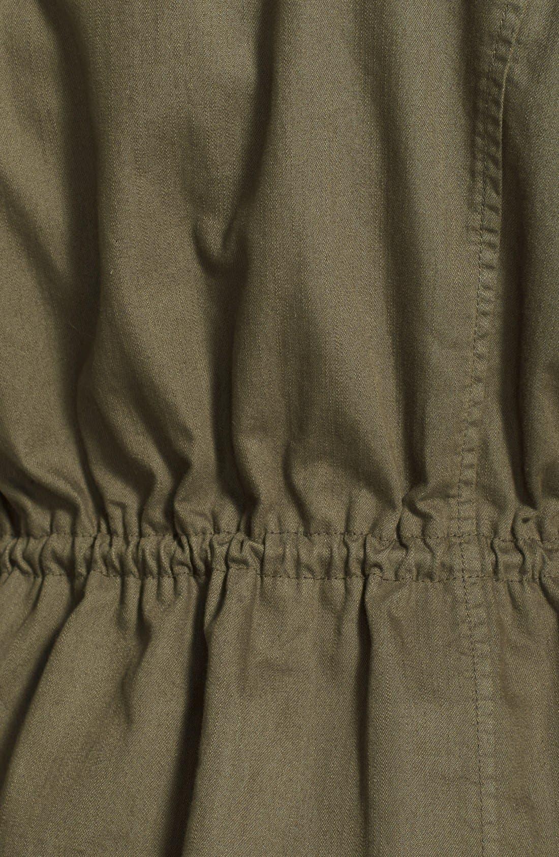 Alternate Image 3  - Hinge 'Vintage' Expedition Jacket
