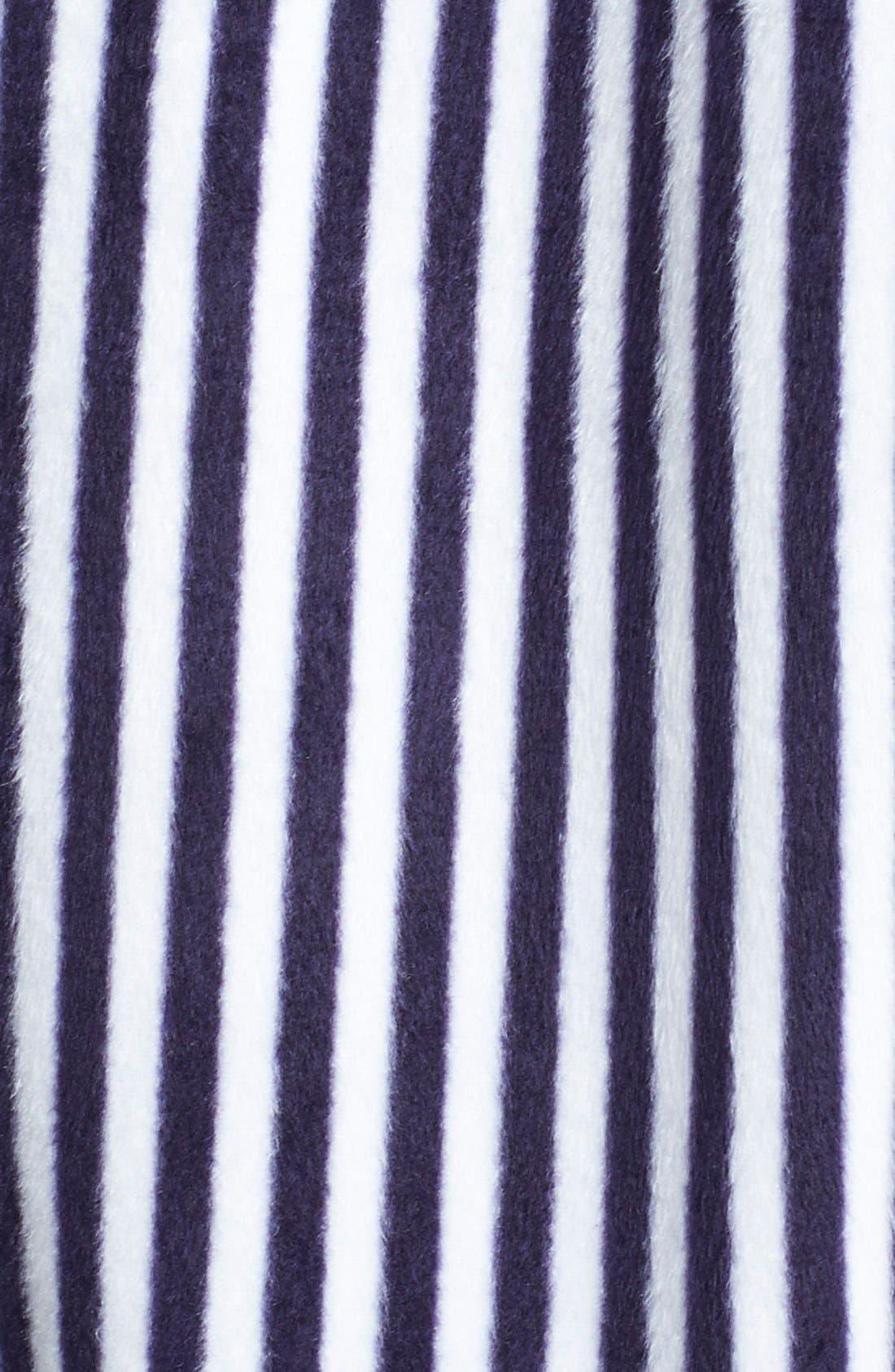 Alternate Image 3  - DKNY Long Sleeve Microfleece Pajamas