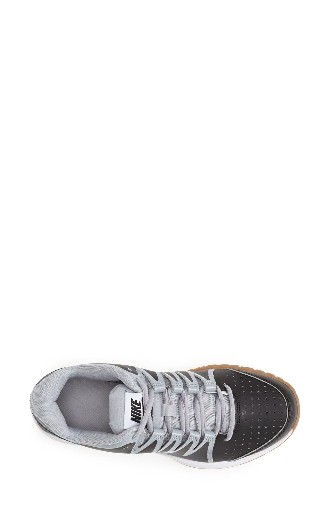 Alternate Image 3  - Nike 'Air Vapor - Indoor Court' Tennis Shoe (Women)