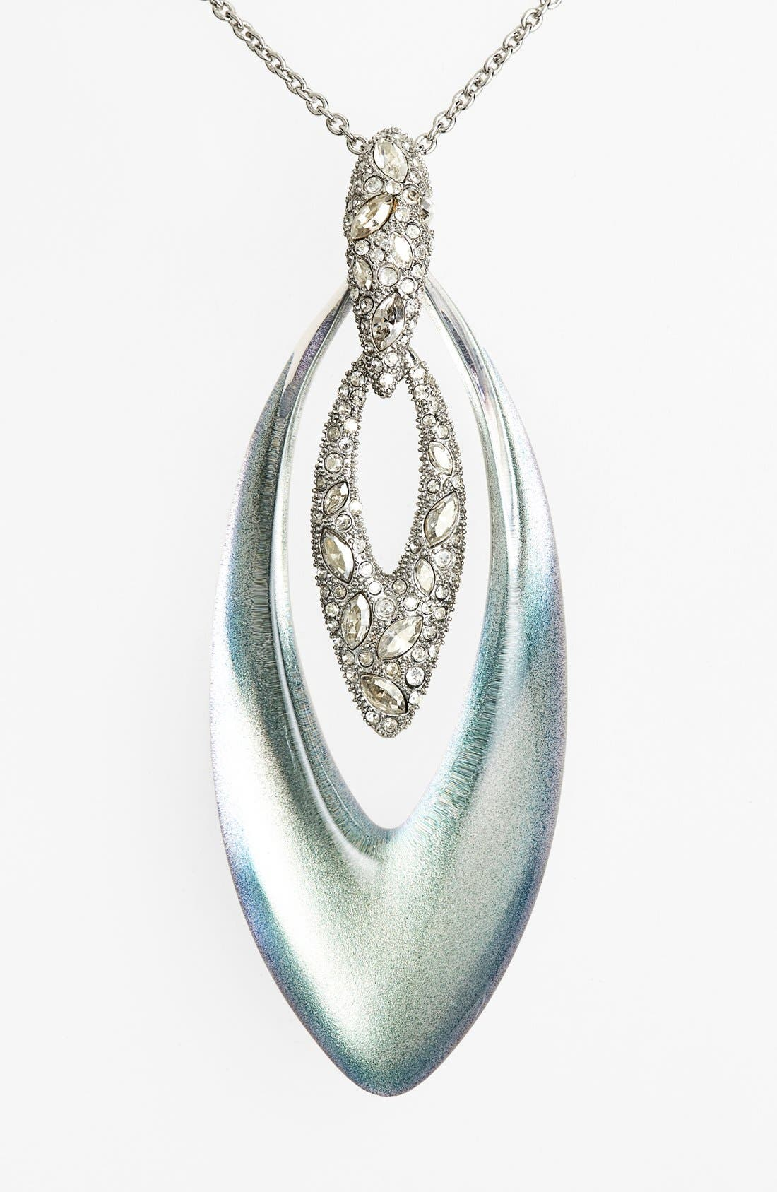 Alternate Image 2  - Alexis Bittar 'Lucite®' Pendant Necklace