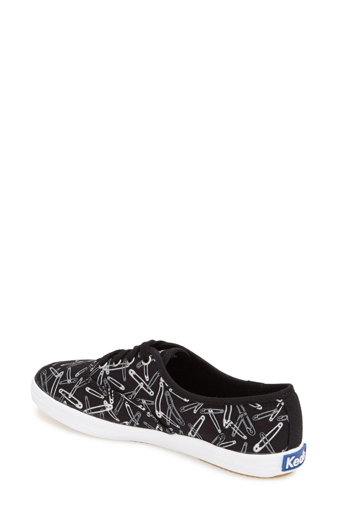 Alternate Image 2  - Keds® 'Champion - Pins' Sneaker (Women)
