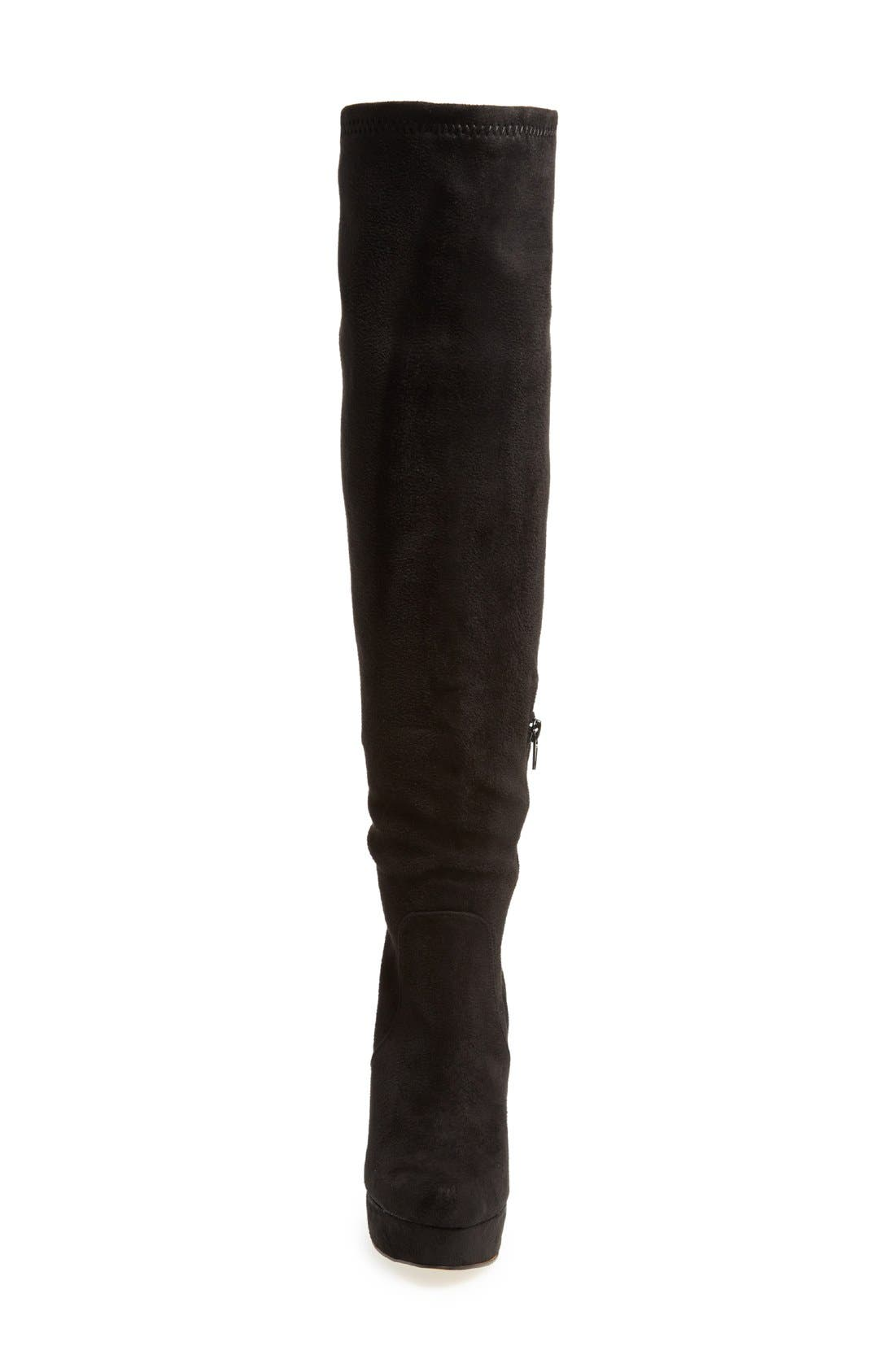 Alternate Image 3  - Chinese Laundry 'Luster' Over the Knee Platform Boot (Women)