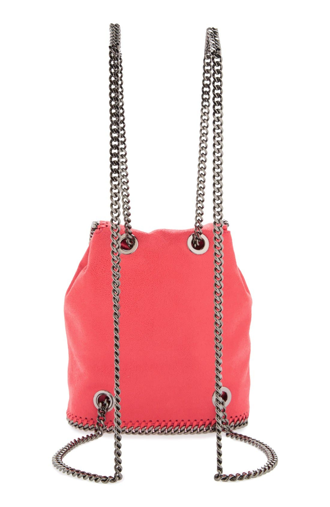 Alternate Image 3  - Stella McCartney 'Mini Falabella' Faux Leather Backpack