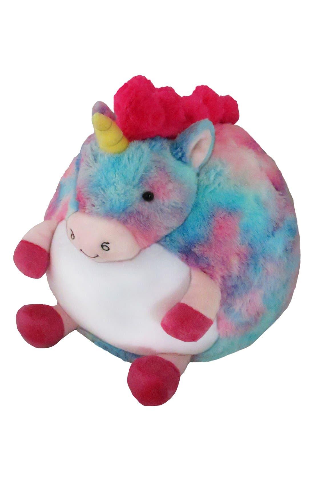 Alternate Image 2  - Squishable 'Unicorn - Prism' Plush Stuffed Animal
