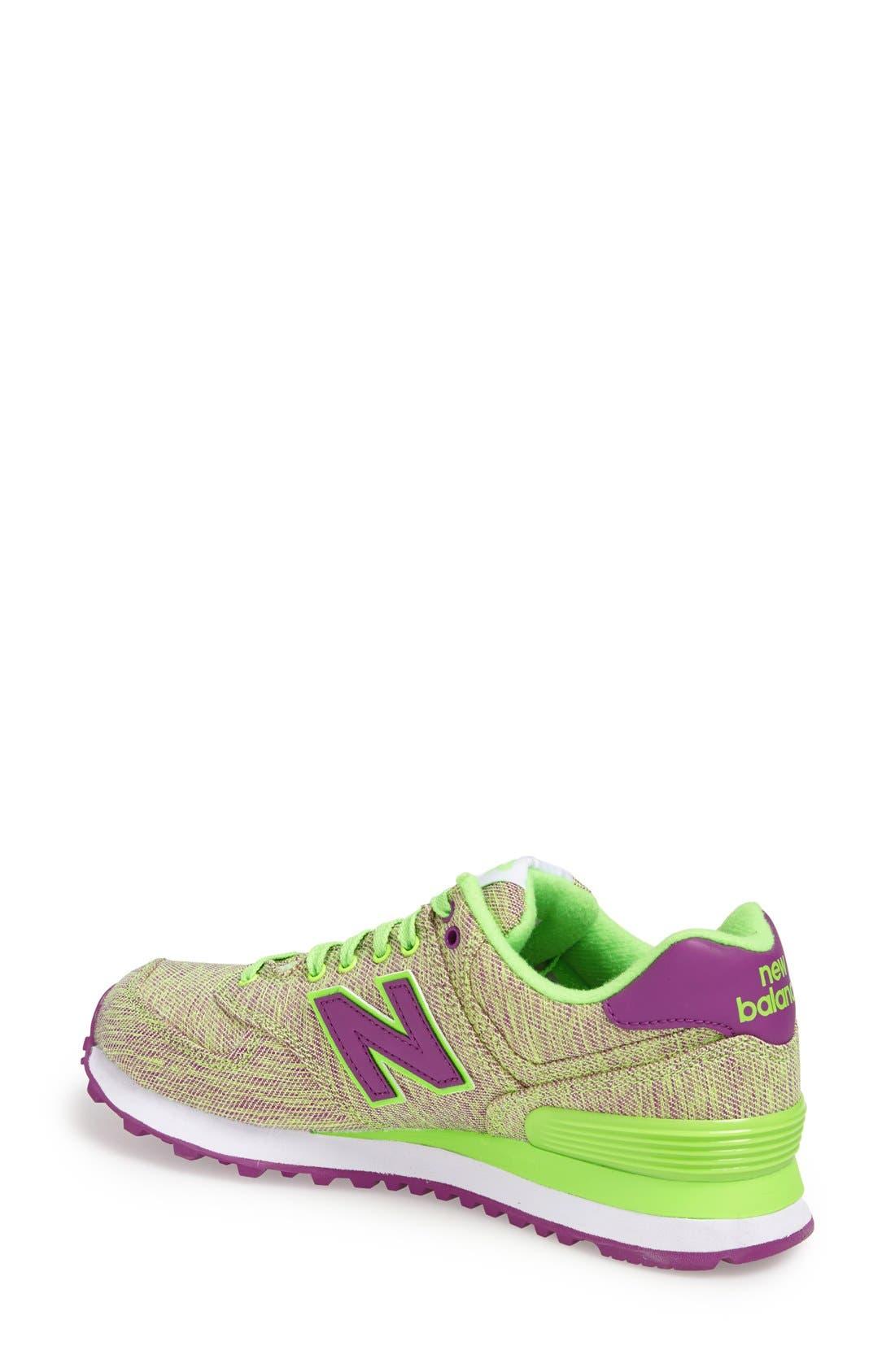 Alternate Image 2  - New Balance '574 - Static' Sneaker (Women)