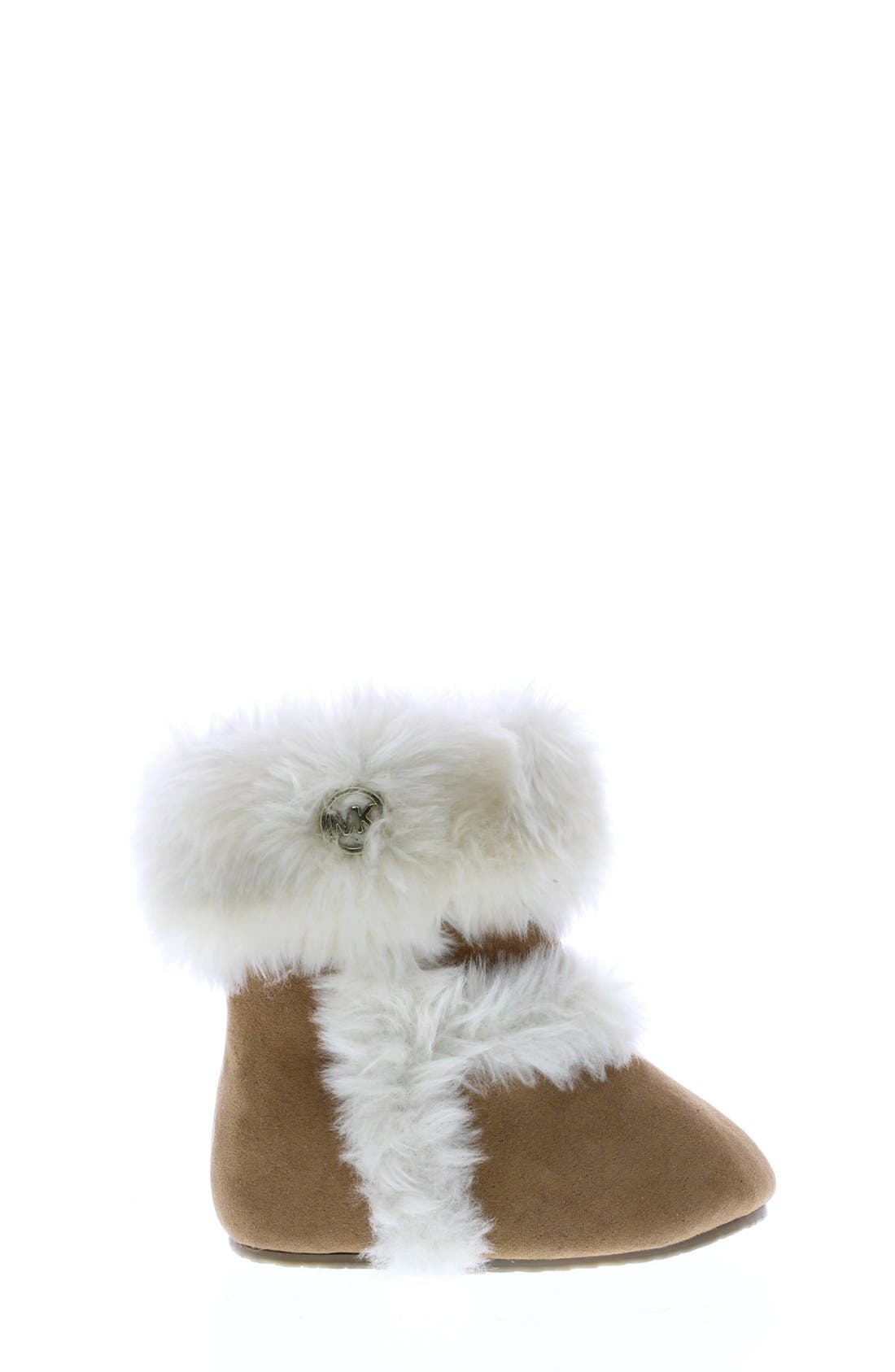 Alternate Image 4  - MICHAEL Michael Kors 'Grace' Boot (Baby)