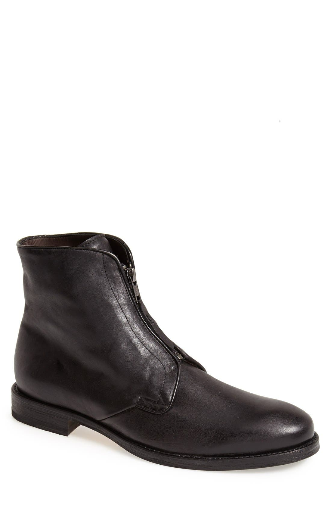 Alternate Image 1 Selected - Maison Forte 'Guerra' Zip Boot