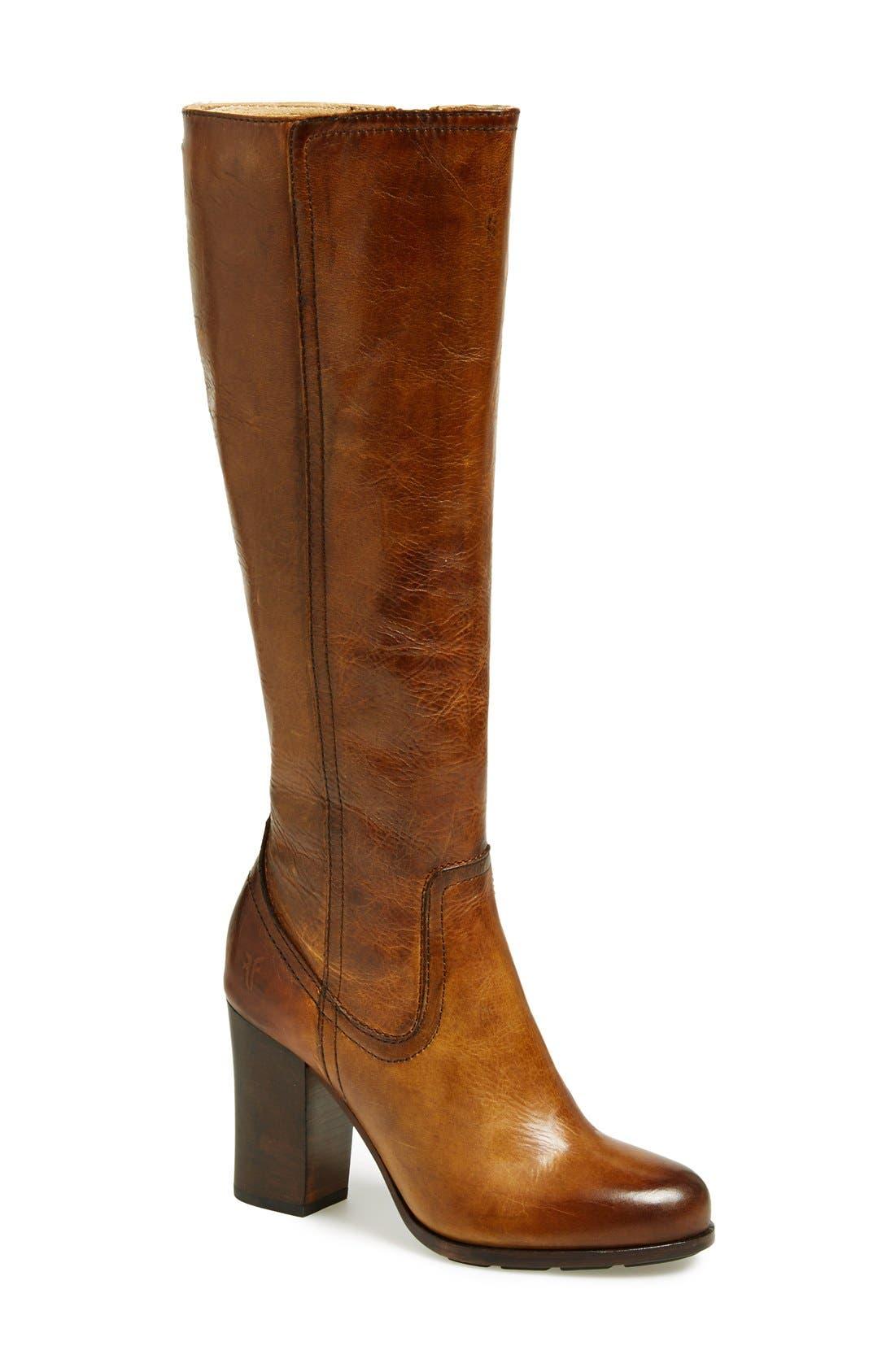 Alternate Image 1 Selected - Frye 'Parker' Tall Boot (Women)