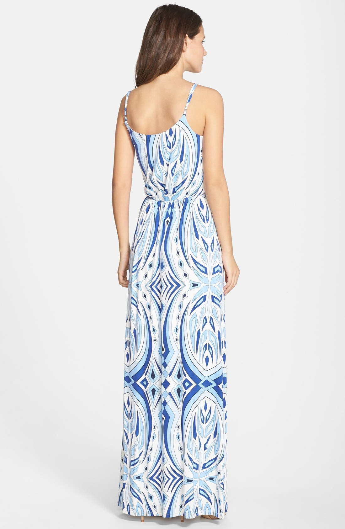 Alternate Image 2  - Felicity & Coco 'Ezri' Print Maxi Dress (Nordstrom Exclusive)