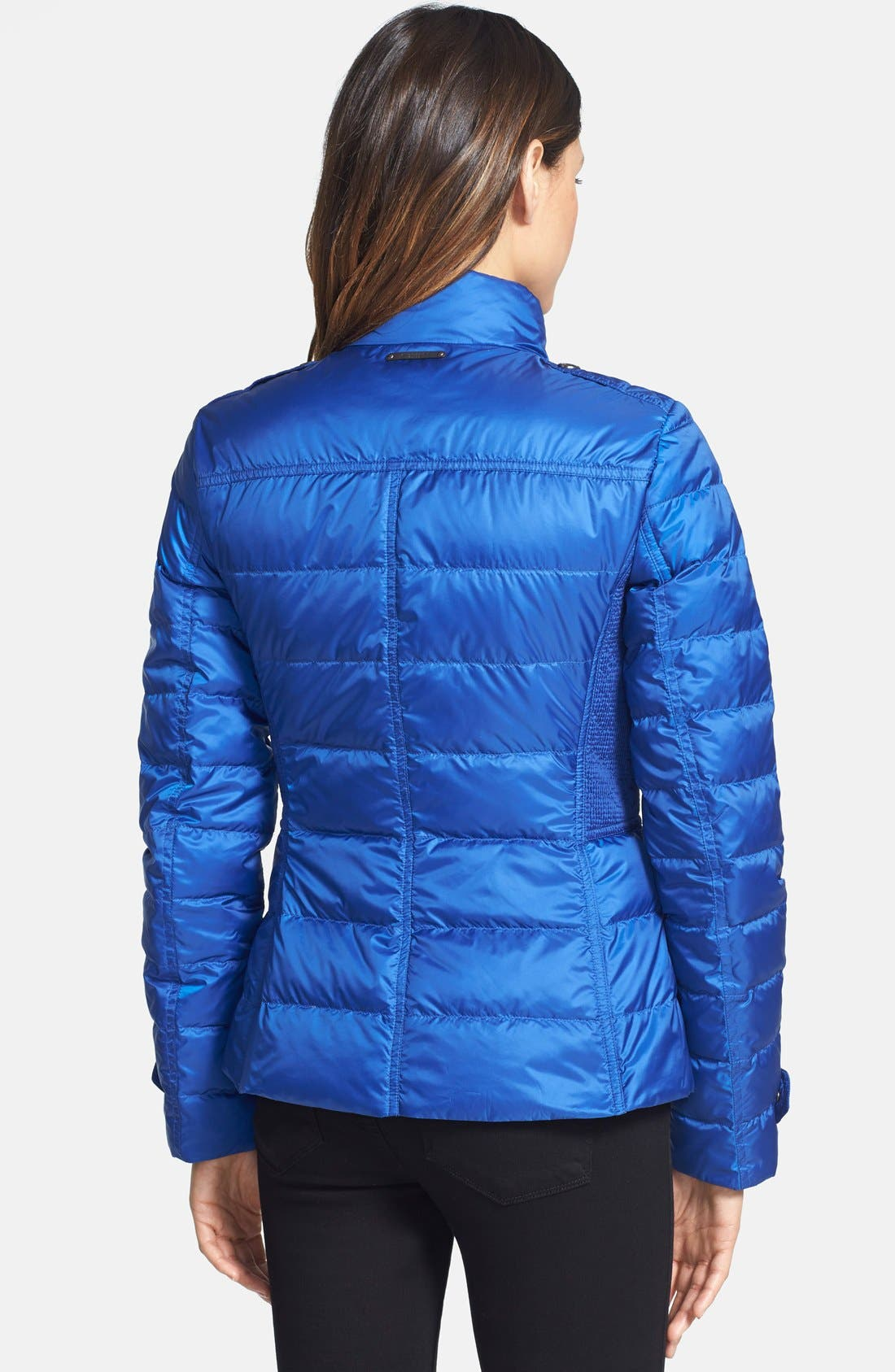 Alternate Image 2  - Burberry Brit 'Dalesbury' Quilted Down Jacket