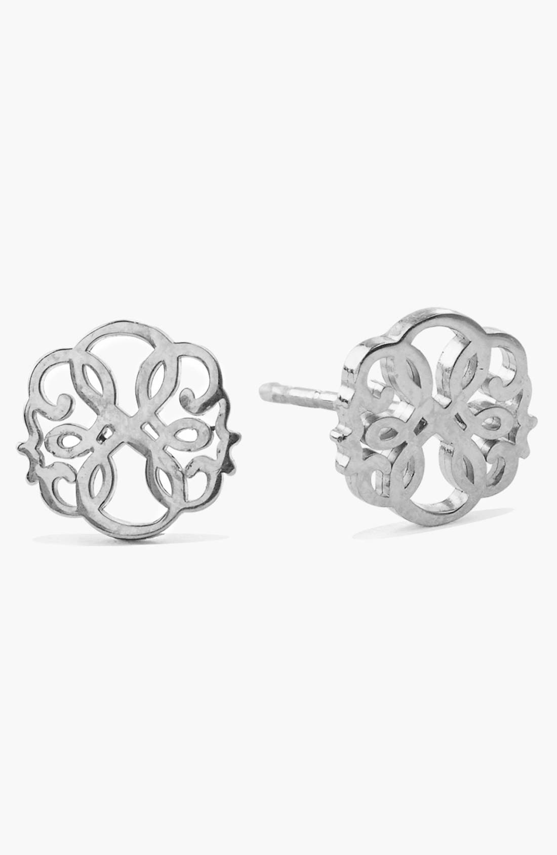 Alternate Image 2  - Alex and Ani 'Symbolic - Path of Life' Stud Earrings
