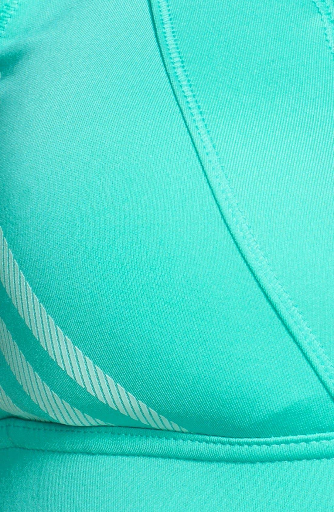 Alternate Image 3  - adidas 'Supernova' CLIMACOOL® X-Back Sports Bra