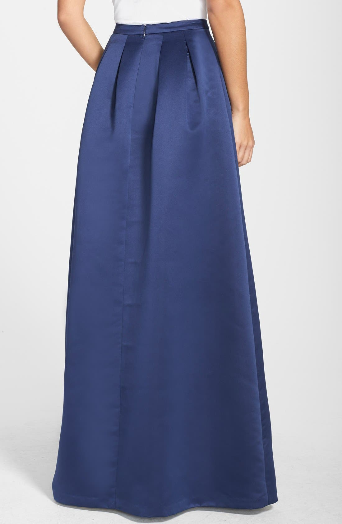 Alternate Image 2  - ERIN erin fetherston 'Jacqueline' Peau de Soie Ball Skirt