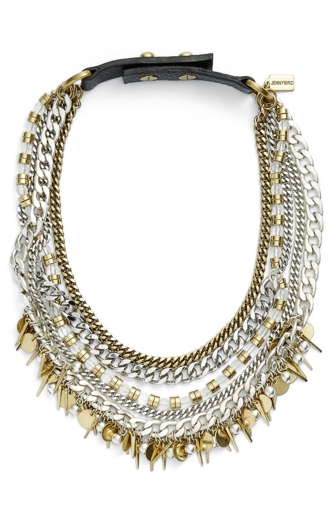 Alternate Image 1 Selected - Jenny Bird Talitha Multistrand Collar Necklace