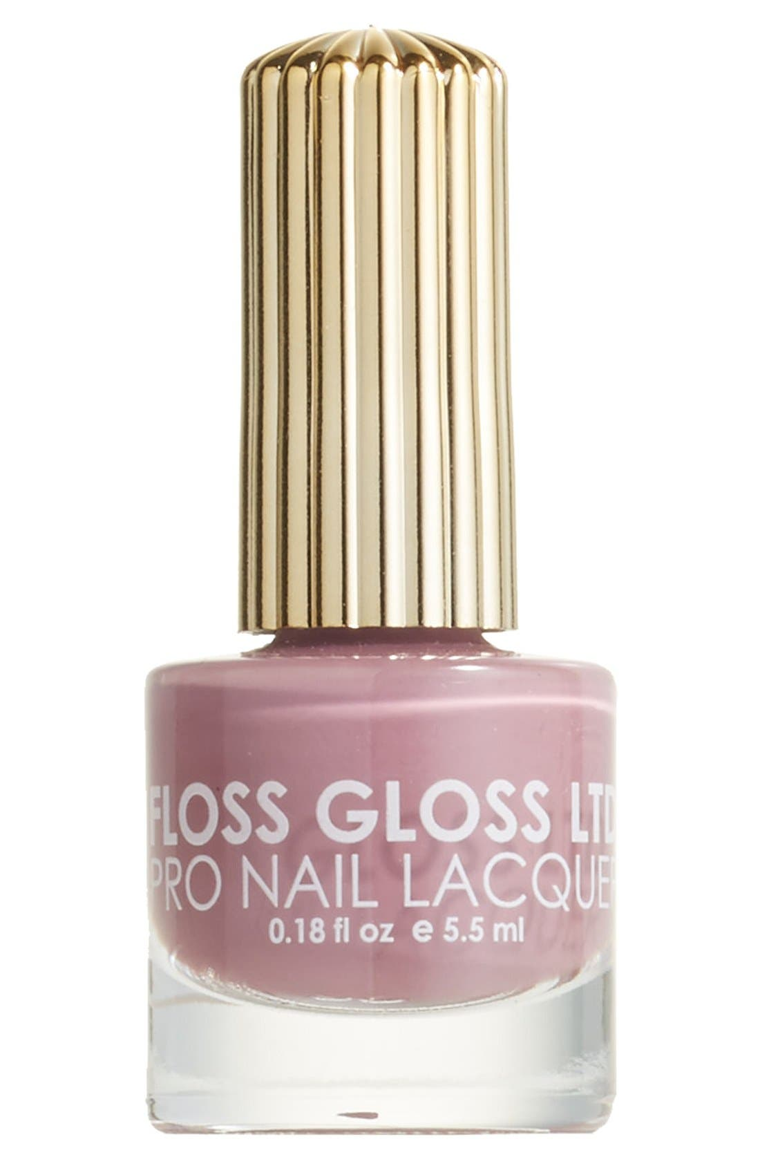 Alternate Image 4  - Floss Gloss Holiday Set of 4 Nail Lacquers