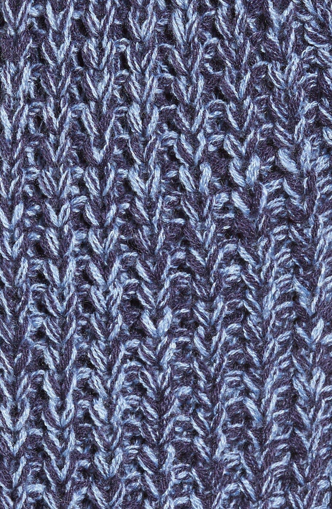 Alternate Image 5  - Love by Design Marled Cowl Neck Pullover