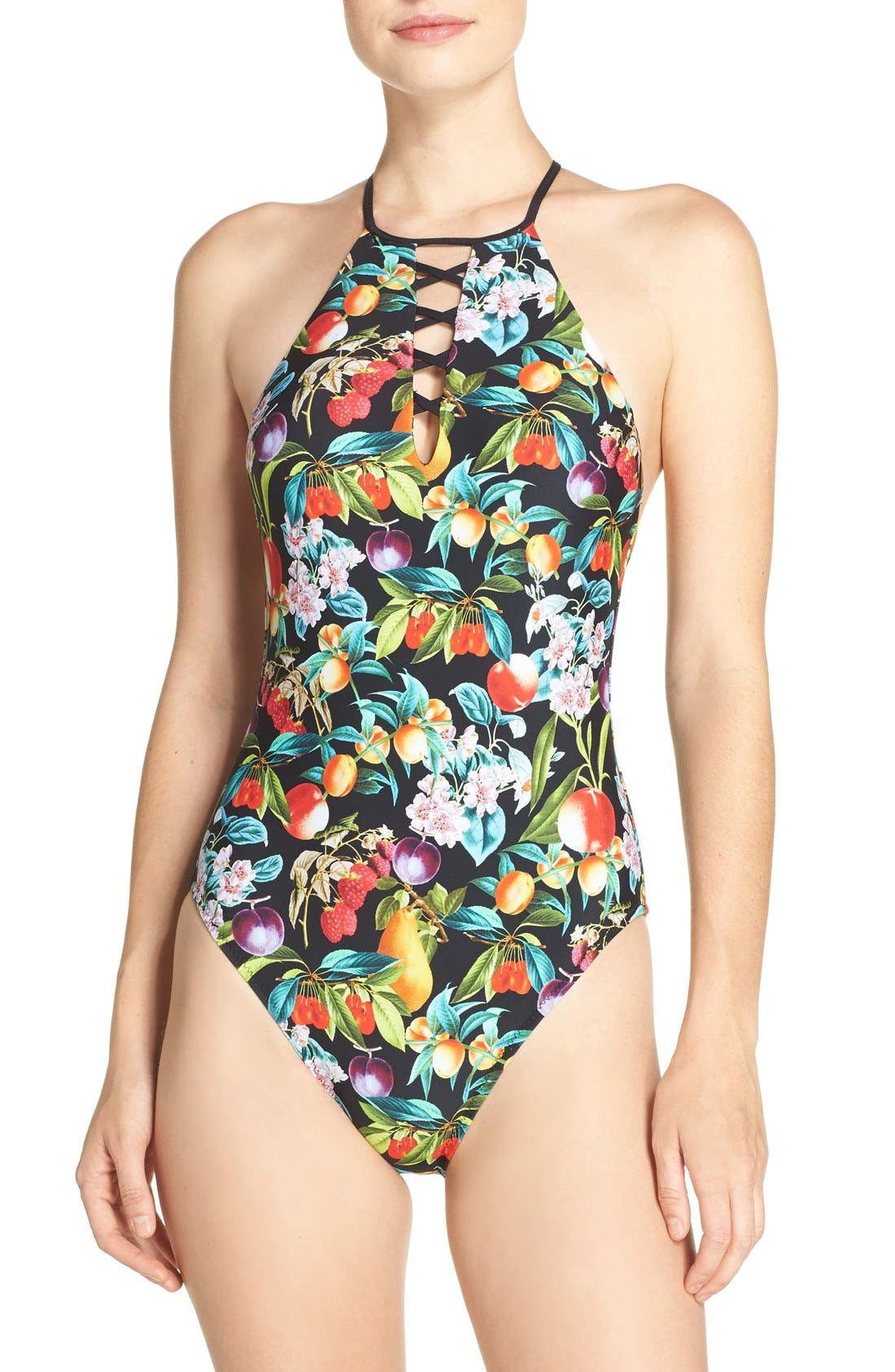 NANETTE LEPORE Amor One-Piece Swimsuit