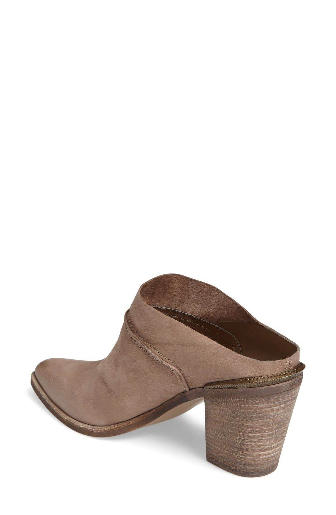 Alternate Image 2  - Dolce Vita Wes Block Heel Mule (Women)