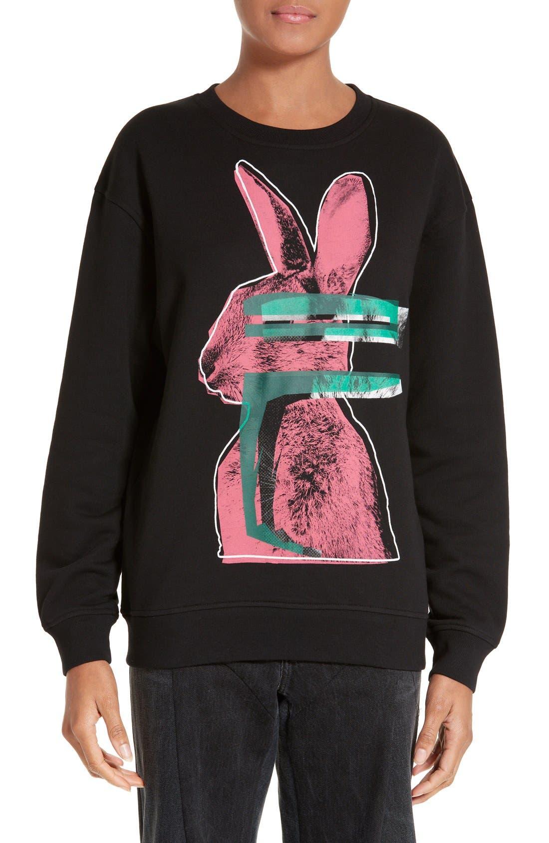 MCQ ALEXANDER MCQUEEN Classic Graphic Sweatshirt