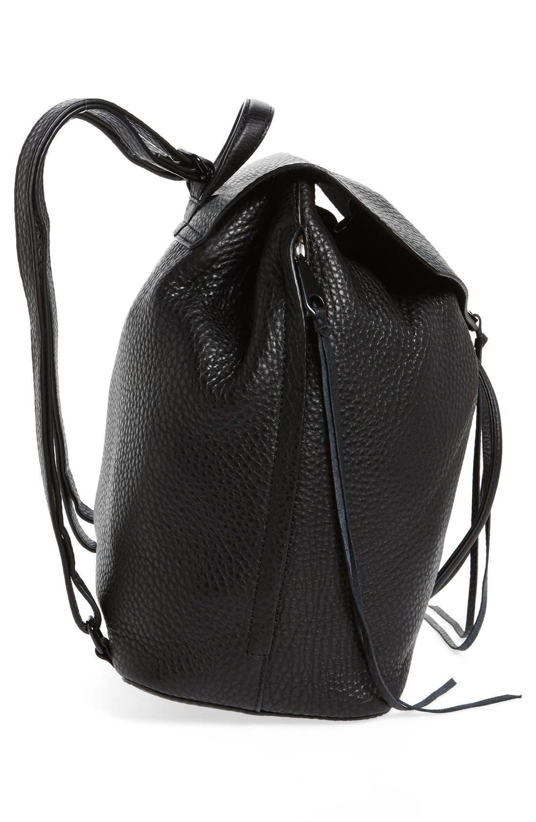 Alternate Image 5  - Rebecca Minkoff Darren Leather Backpack