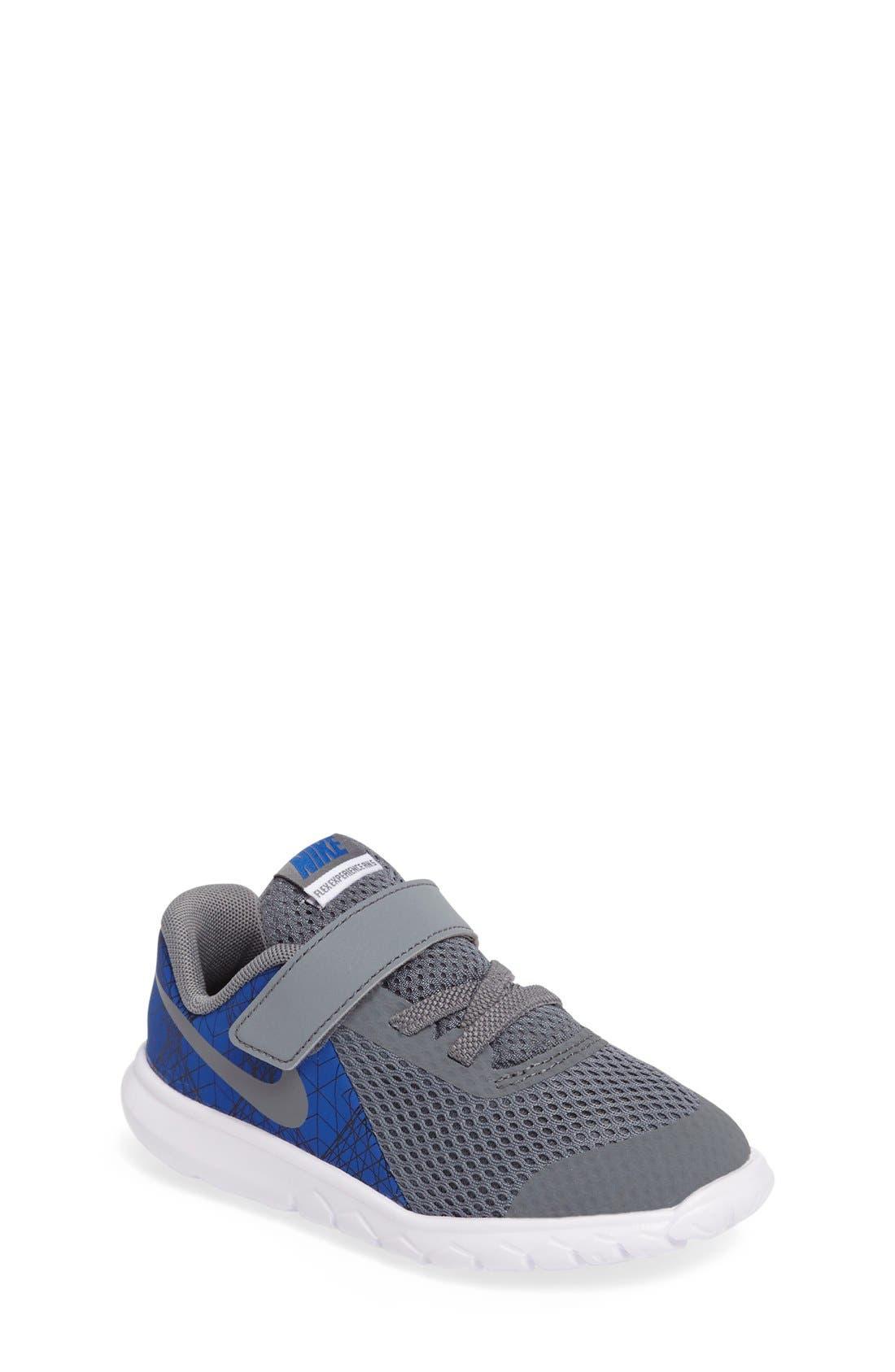 Alternate Image 1 Selected - Nike Flex Experience 5 Sneaker (Baby, Walker & Toddler)